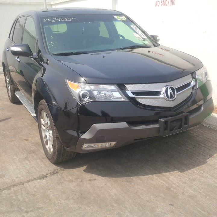 SOLD! Tokunbo 2009 Acura MDX SH-AWD