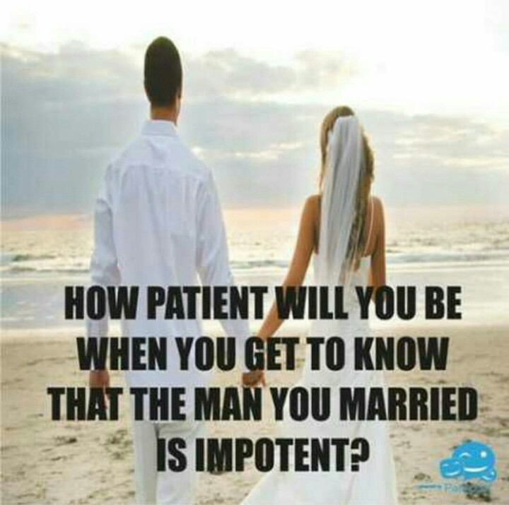 Dating impotent man