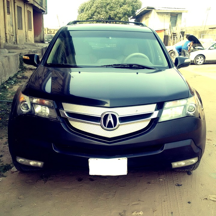 Re-modified Acura Mdx 2008 For Sale