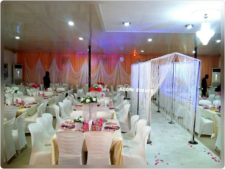 1 Event Decoration