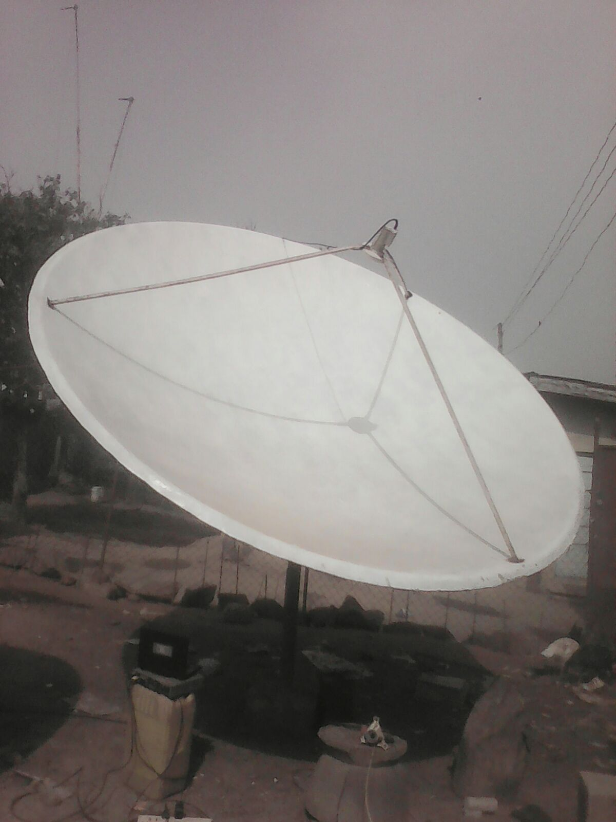 Free To Air Satellite Tv General Thread Technology Dstv Explora Lnb Connection With Smart 1136 Nigeria