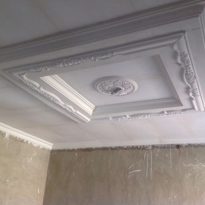 Call Us Today For Pop Fireproof Ceiling Design Of Your House Pics