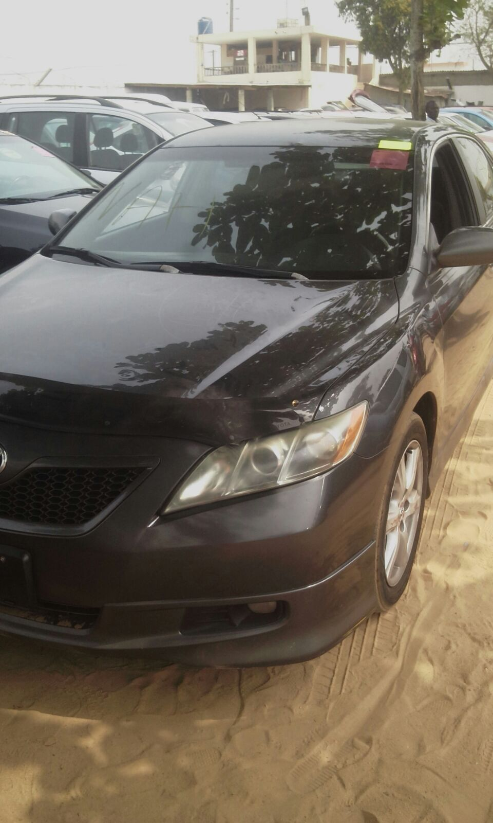 clean toyota camry 2008 for grabs just call now buy now autos nigeria. Black Bedroom Furniture Sets. Home Design Ideas