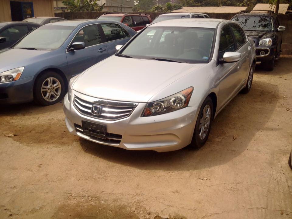 2011 honda accord ex l for sale autos nigeria for Honda accord 2011 for sale