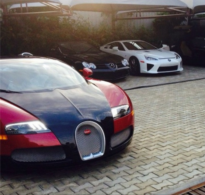 photos supercars spotted in lagos car talk nigeria. Black Bedroom Furniture Sets. Home Design Ideas