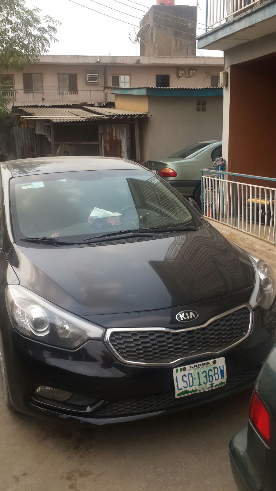 Sold Soldvery Well Used 2013 Kia Cerato Autos Nigeria Under Hood Call 07083206719 Whatsapp 08056173266