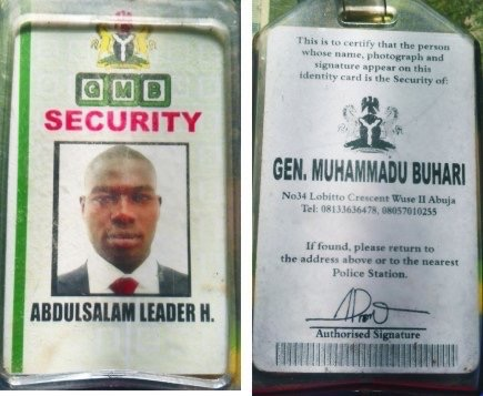 Of Ekiti President Two Fake In Aides Nigeria Recovered Documents - Buhari Celebrities Arrested