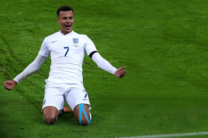Dele Alli, Born To A Nigerian Father.given Away At 13. Now