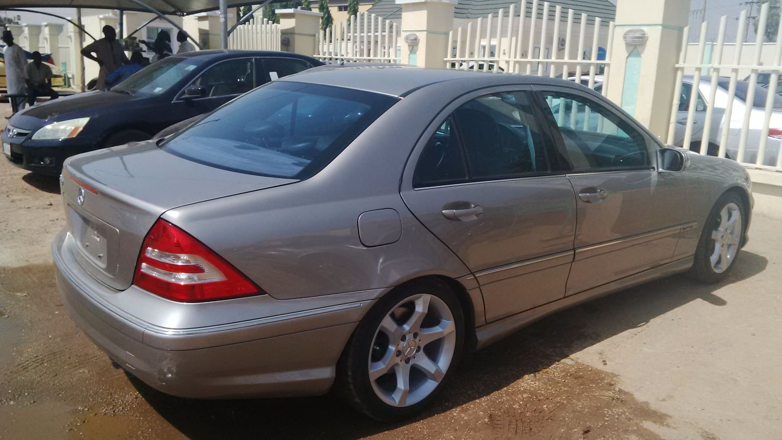 Sold toks 2007 mercedes benz c230 for sale autos nigeria for Mercedes benz 2007 c230