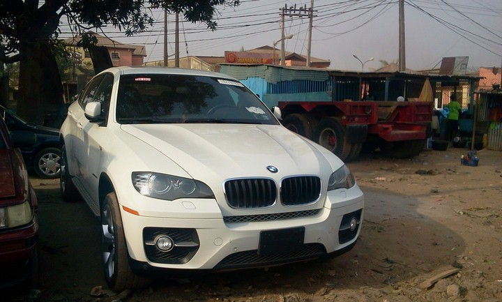 Sparkling Bmw X6 For Grabs For Your Gf Just 13m Call Now Buy Now