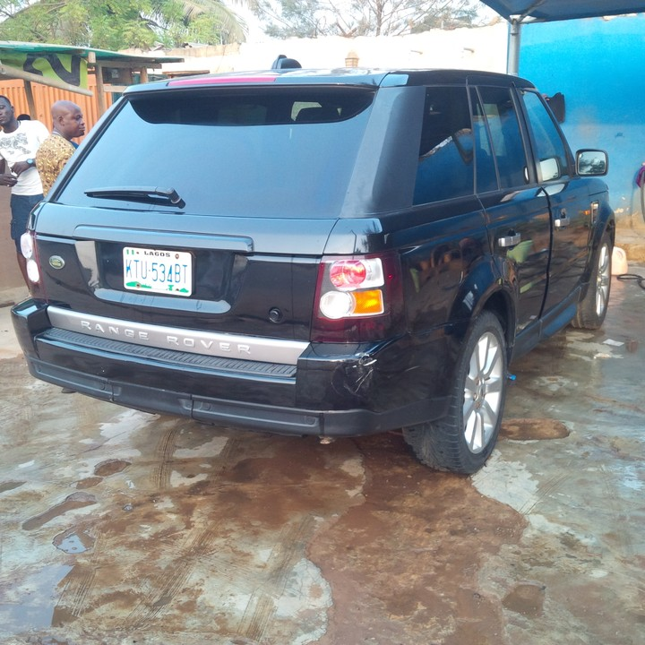Sell Used 2010 Range Rover Hse Supercharged Black Black: Super Clean 2006 Model Range Rover Sport For Sale 2.7m