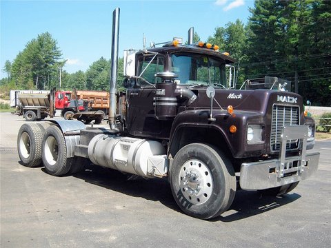 Mack Trailer Head R To Ch Model Lagos Clearing Ranging From N2 8m Autos Nigeria