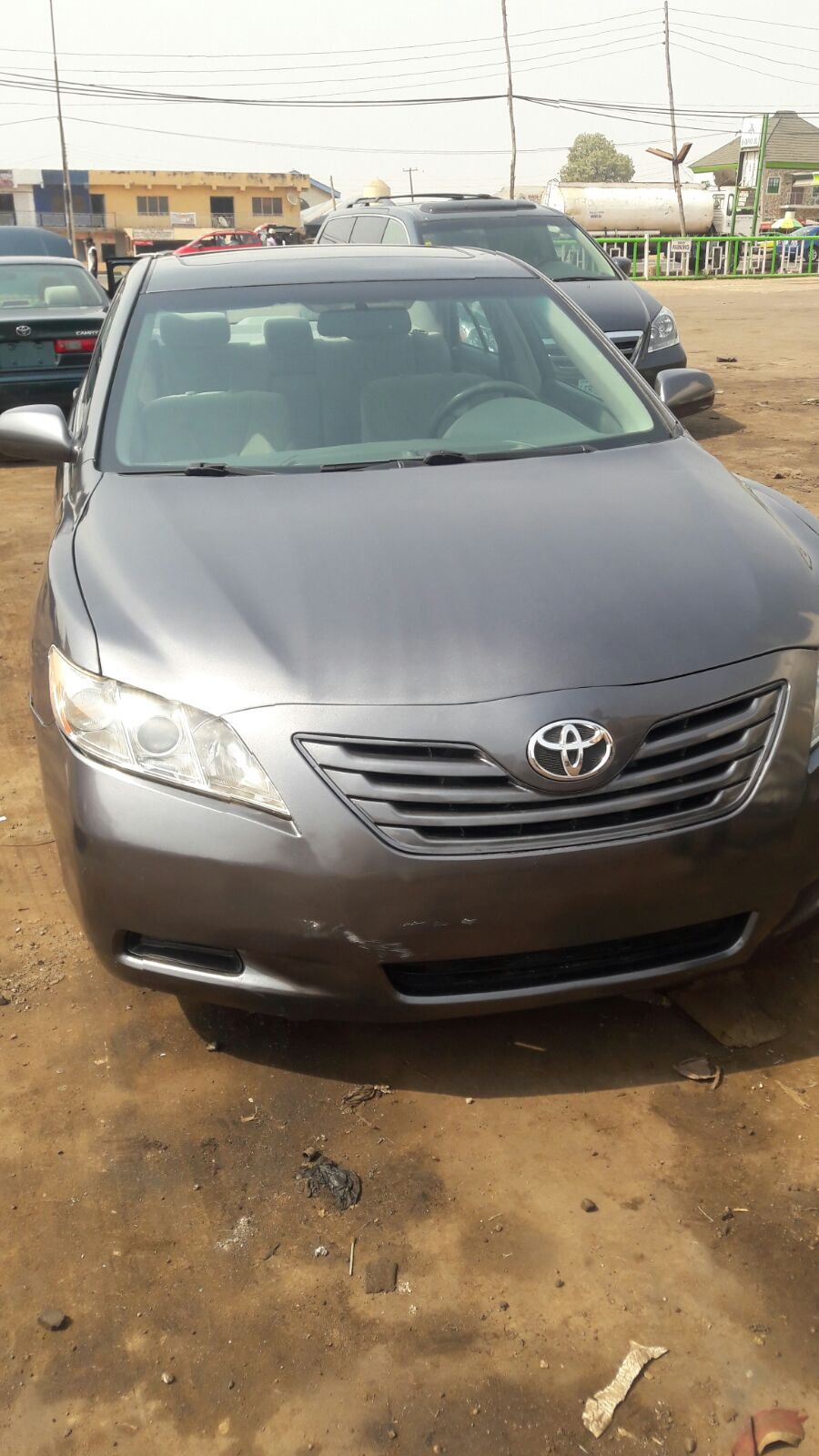 tokunbo 2008 toyota camry 2m ilorin autos nigeria. Black Bedroom Furniture Sets. Home Design Ideas