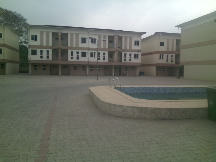 To let 3 bedroom terrace duplex ikeja gra properties for Advertising agency fees