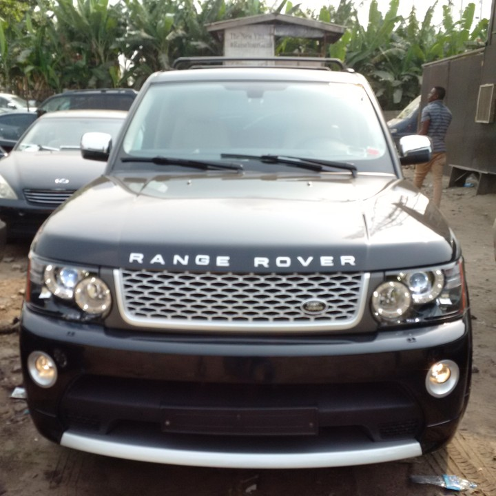 Extremely Clean Range Rover Sport Autobiography,best Price