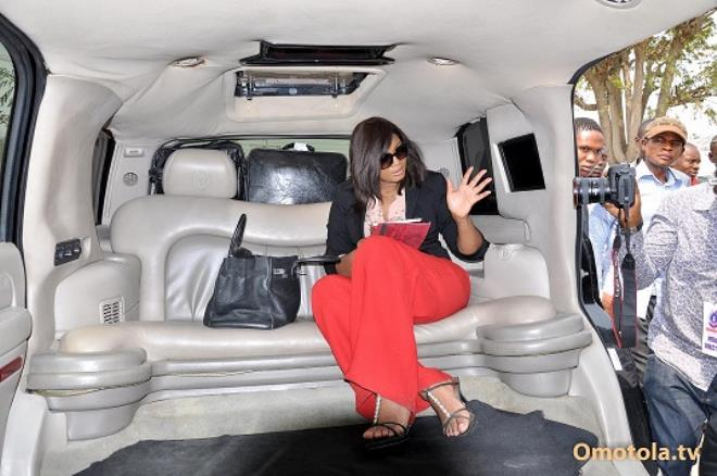 Check Out The Fabulous Life Of Omotola Jalade Ekeinde And How She Spends Her Millions