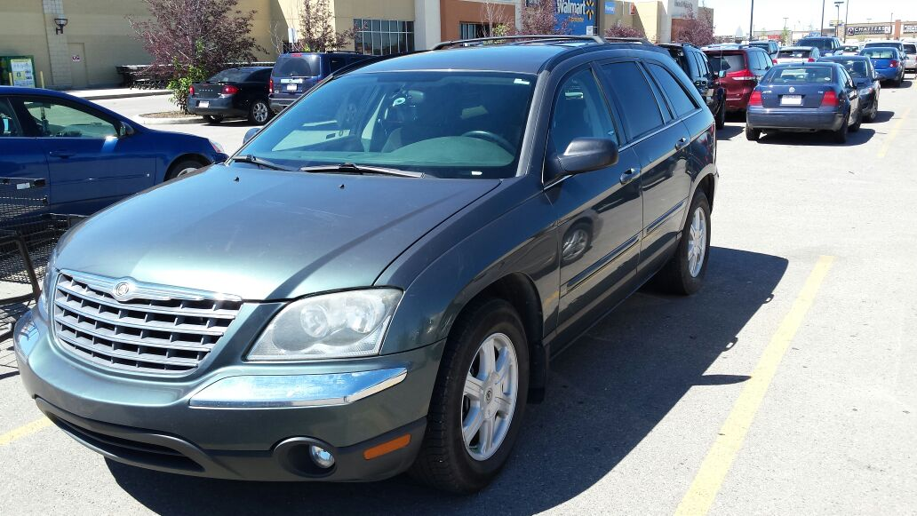 chrysler pacifica suv for sale autos nigeria. Black Bedroom Furniture Sets. Home Design Ideas