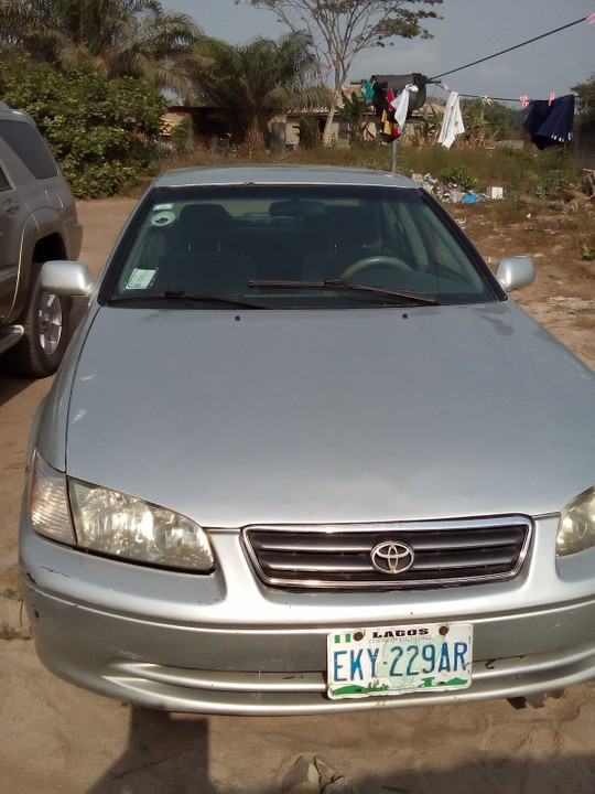 used toyota camry for sale autos nigeria. Black Bedroom Furniture Sets. Home Design Ideas
