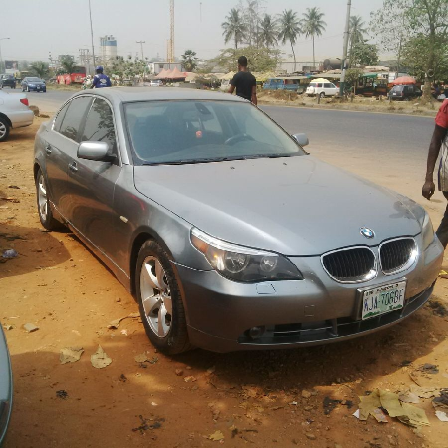 What Is Ccc For Bmw 530i