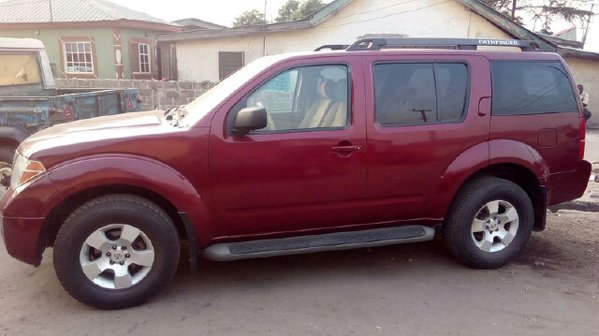 Good Clean 2005 Nissan Pathfinder. Transmission:Automatic. Excellent Condition.  Fabric Seat. Accident Free. For More Details And Inquiry  Contact:+2348104967138