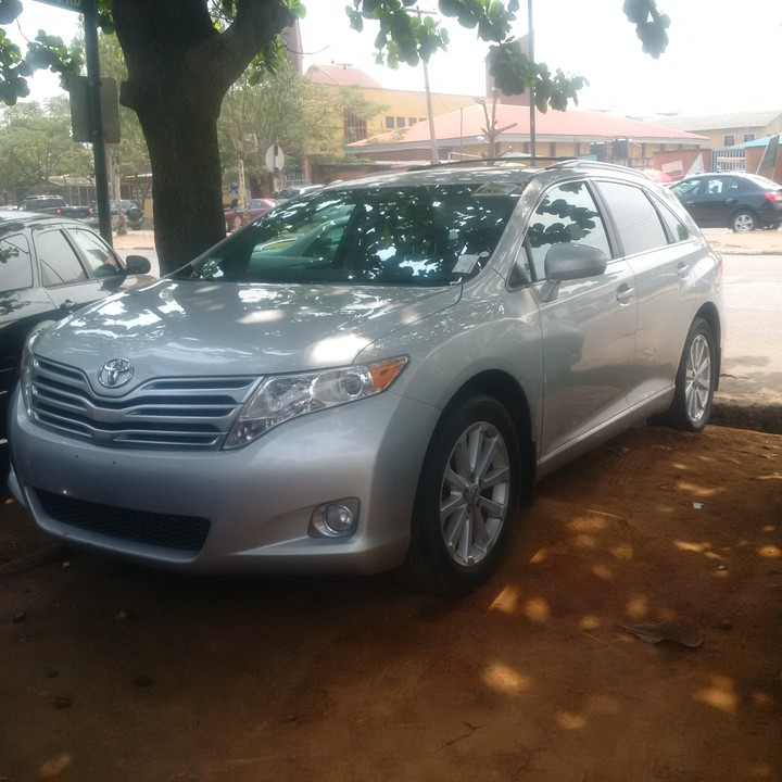 2012 Toyota Venza Transmission: Toyota Venza 2009model For Sale Price 4.9m Contact