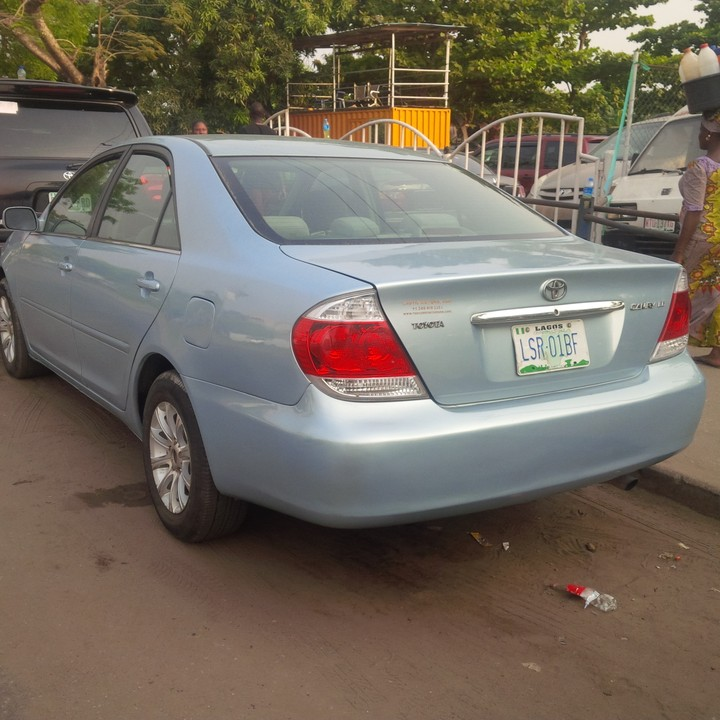 toyota camry 2006 sale nigeria 2006 toyota camry xle used car for sale in lagos nigeria 2006. Black Bedroom Furniture Sets. Home Design Ideas