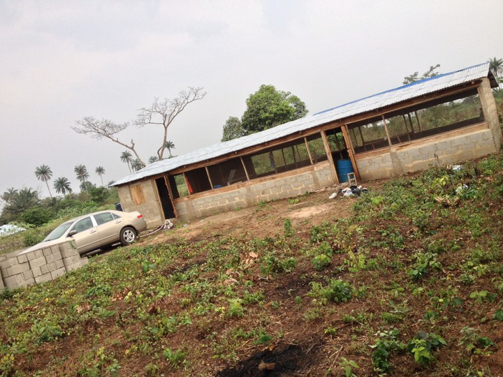 Total cost required to start a new poultry farm pics for Total cost to build a house