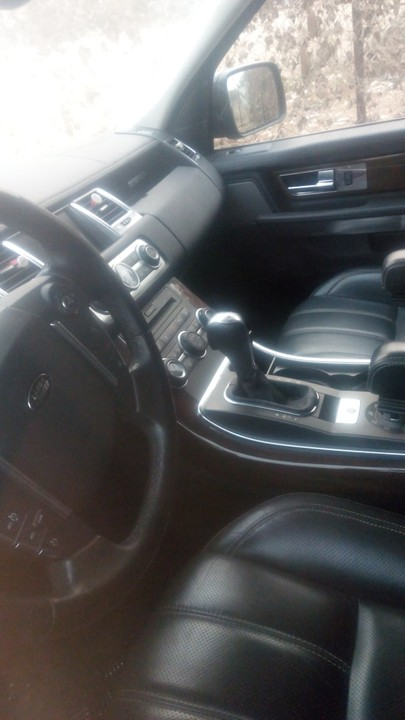 Neatly Used 2010 Range Rover Sport Hse 5 5m Autos