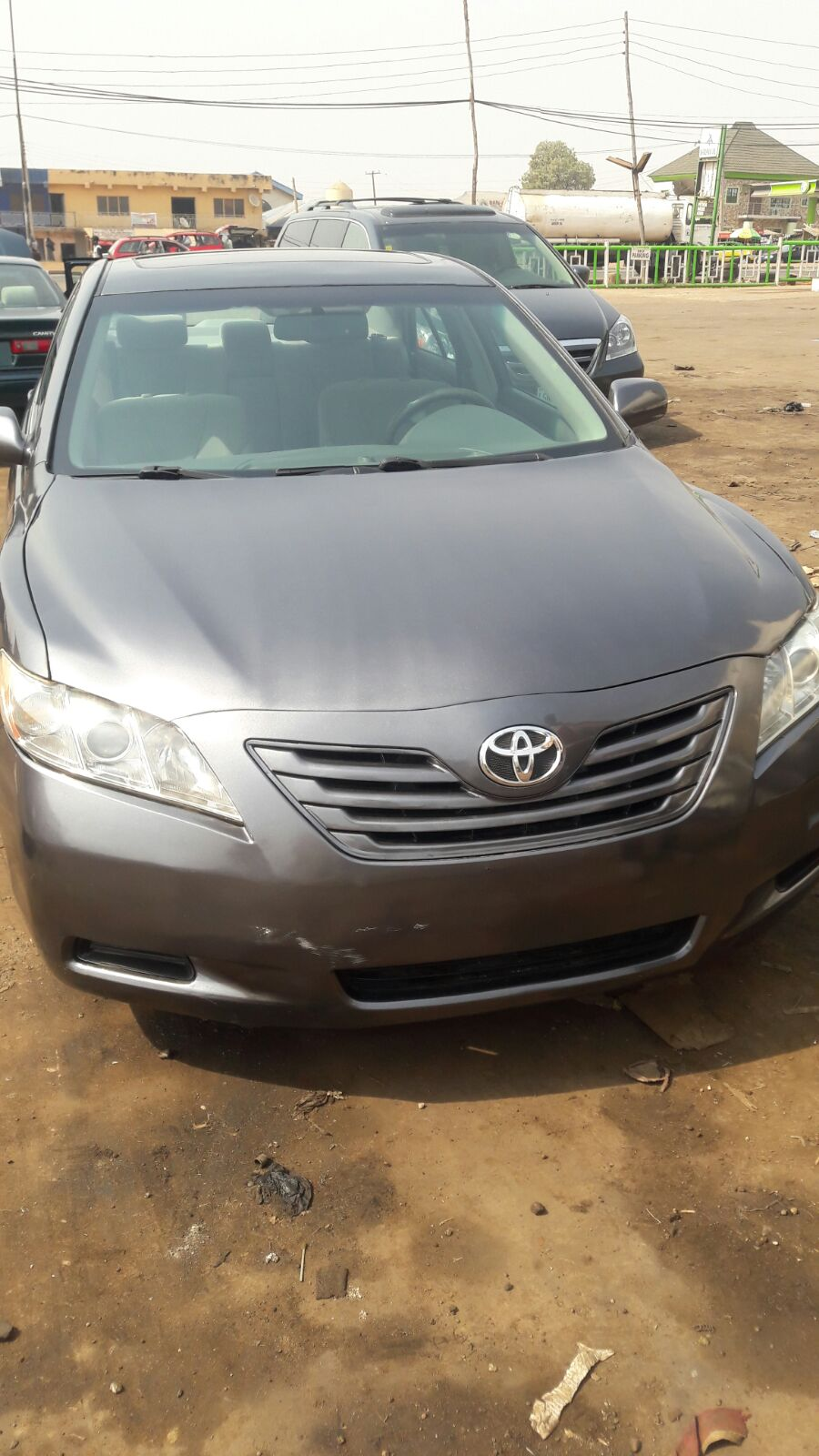 tokunbo 2008 toyota camry ilorin autos nigeria. Black Bedroom Furniture Sets. Home Design Ideas
