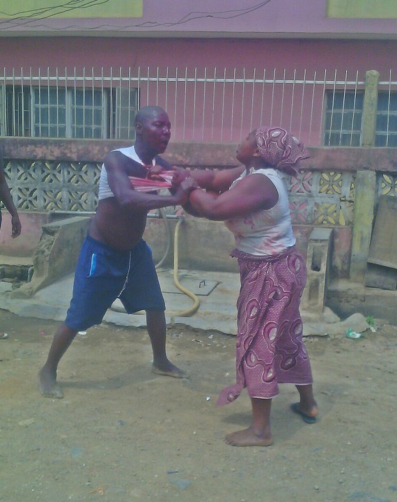 Image result for wife beater nigeria