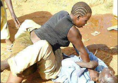 Image result for Nigeria woman beats husband