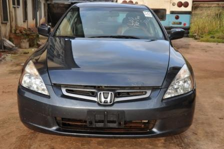 2004 honda accord lx autos nigeria. Black Bedroom Furniture Sets. Home Design Ideas