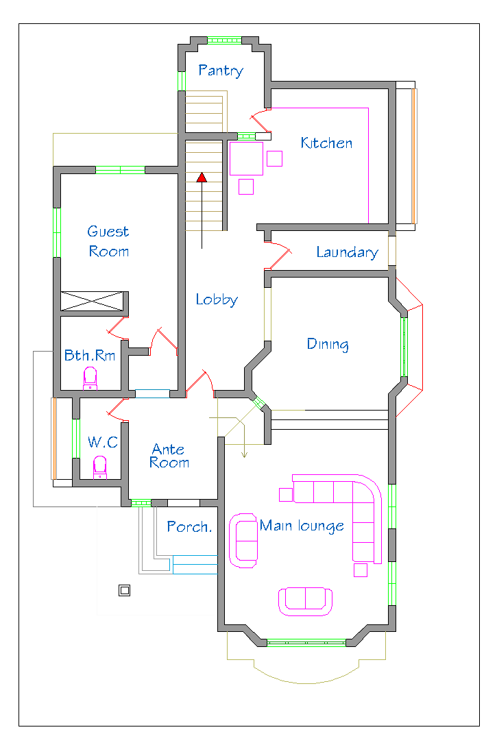 Get any floor plan for free here properties nigeria