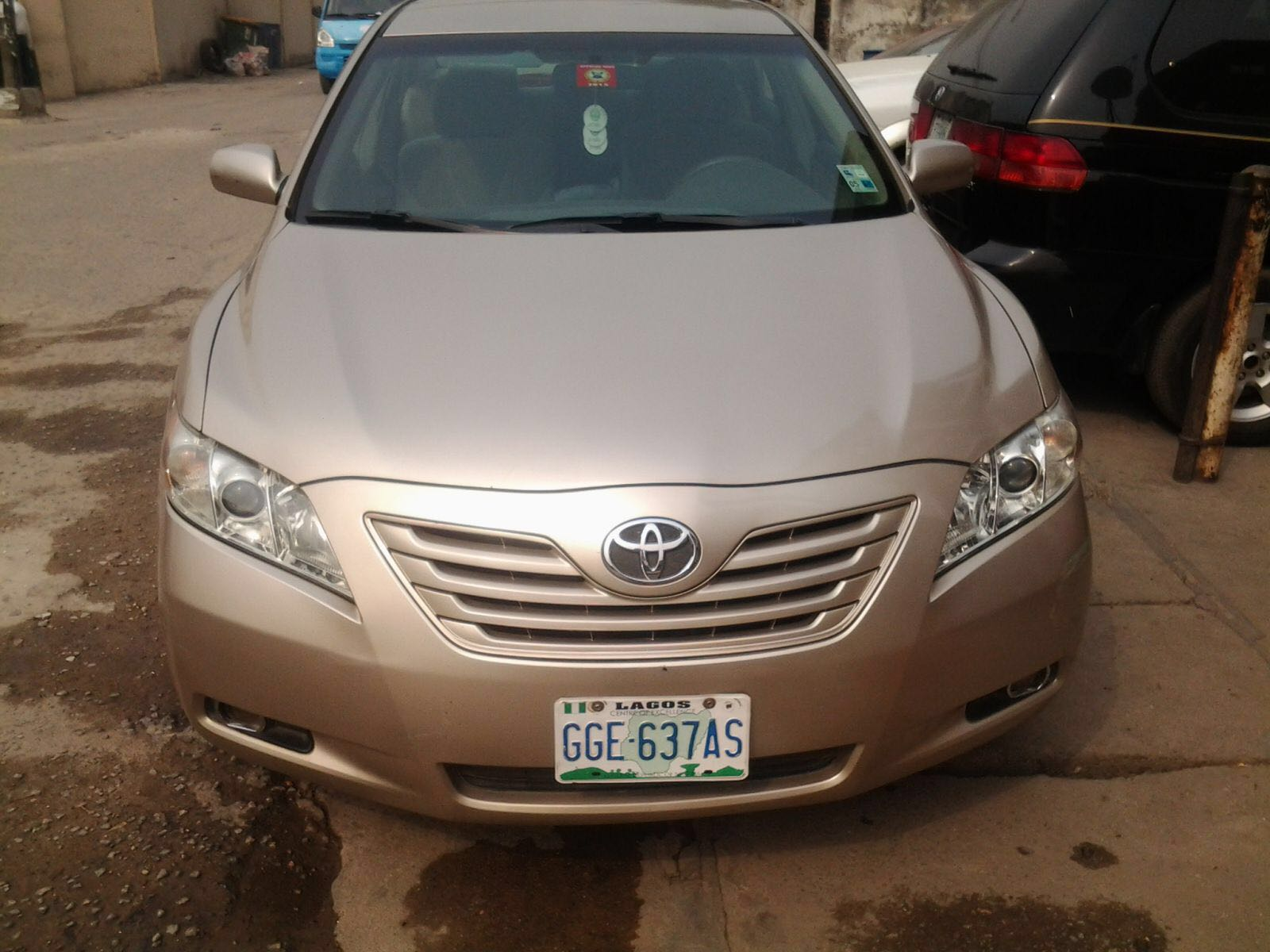 registered 2008 toyota camry le autos nigeria. Black Bedroom Furniture Sets. Home Design Ideas