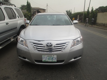 toyota camry 2008 model autos nigeria. Black Bedroom Furniture Sets. Home Design Ideas