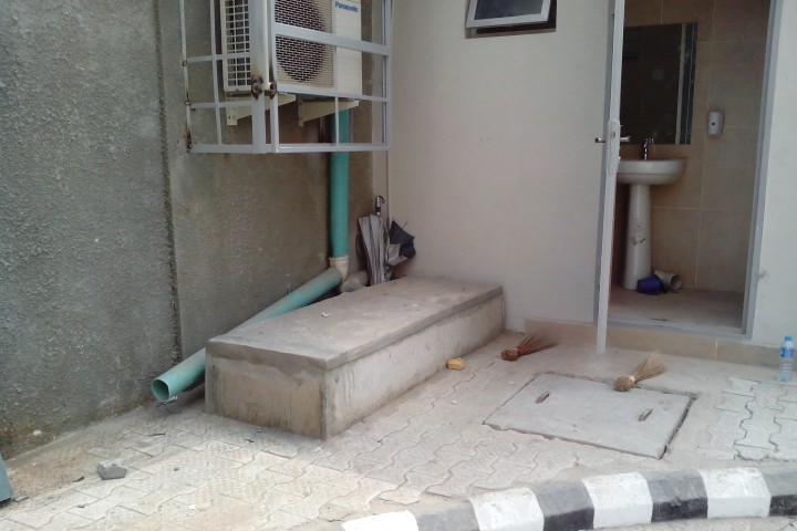 Biofil Toilet Digester An Alternative To Septic Tank In