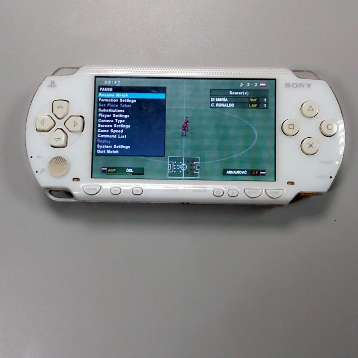 how to put a memory card in psp