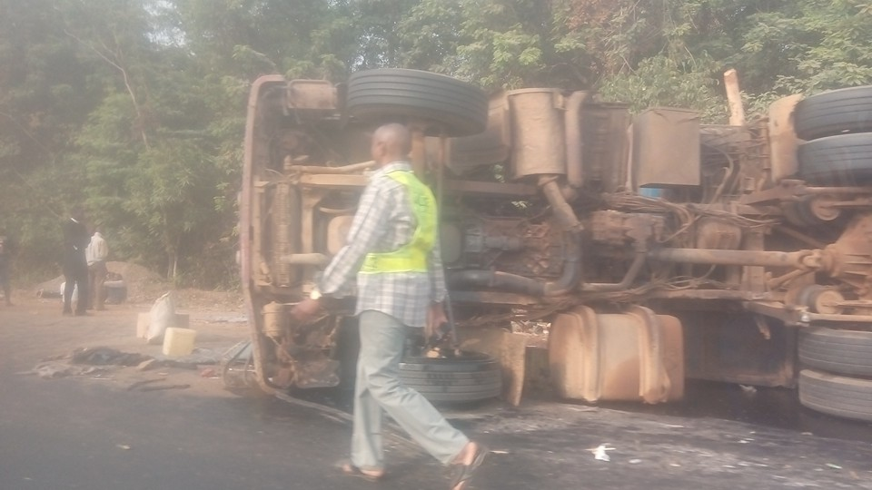 Photos Of Those That Died In An Accident Along Lagos-Ibadan Expressway Yesterday 1