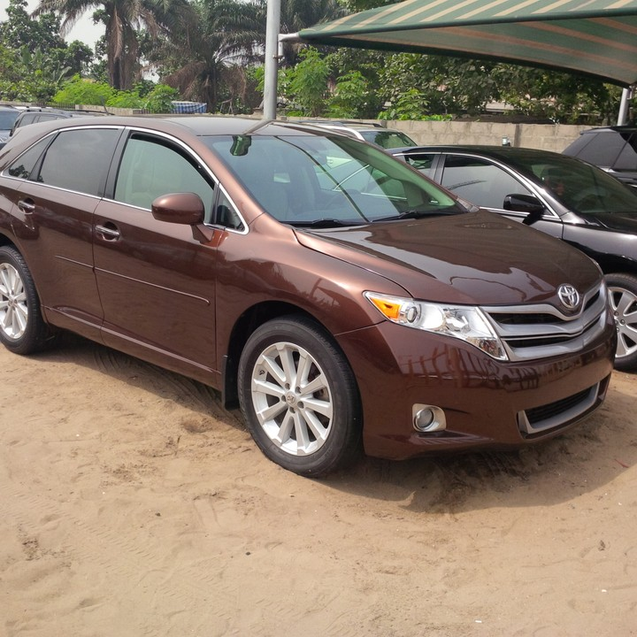 2011 toyota venza tokunbo for sale autos nigeria. Black Bedroom Furniture Sets. Home Design Ideas
