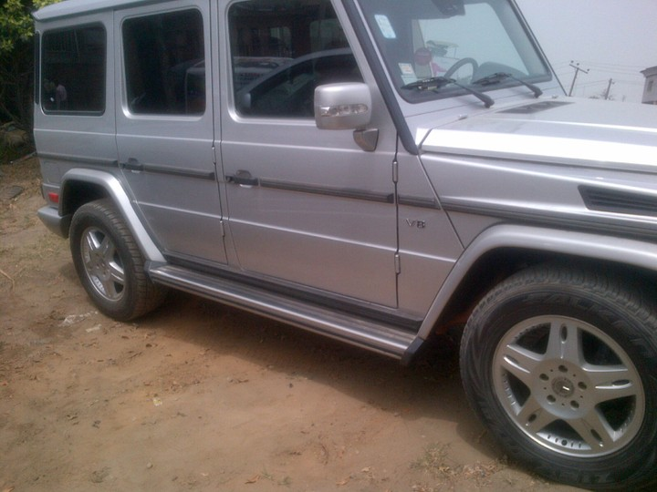 A registered 2003 mercedes benz g500 price n6m location for 2003 mercedes benz g500