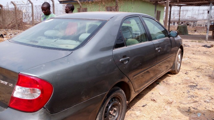 20004 camry for sell at affordable price autos nigeria. Black Bedroom Furniture Sets. Home Design Ideas