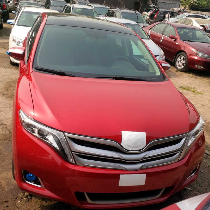 Toyota Venza 2014 Price: 2014 Toyota Venza Tokunbo For Sale Super Clean And Fresh