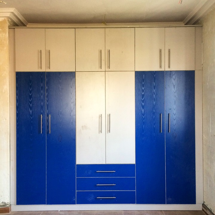 Kitchen cabinets wardrobes doors touchstone design for Kitchen wardrobe design