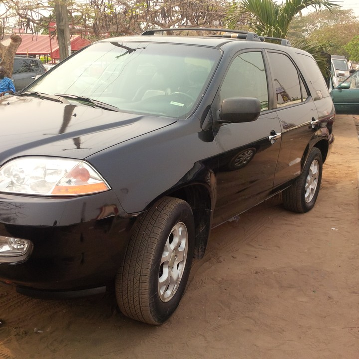 Acura Zdx For Sale: 2003 Acura Mdx 5months Used