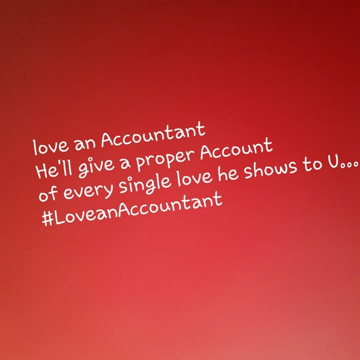 Dating an accountant