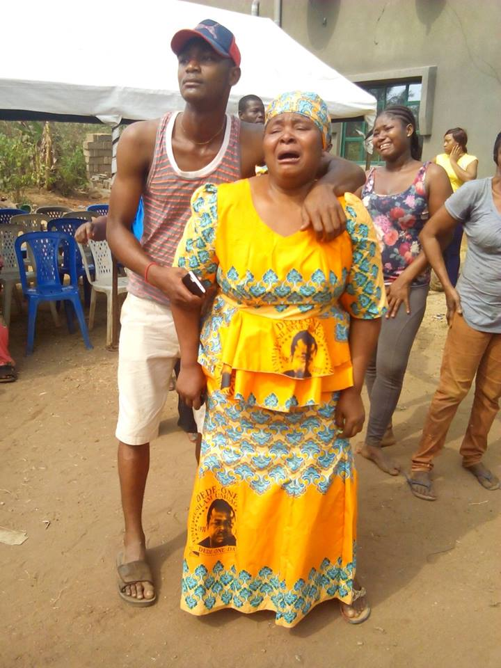 Late Nollywood Actor, Dede One Day to be buried February ...