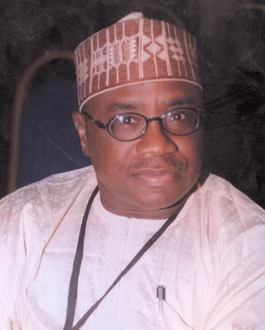 Prof. Abdalla Adamu. Photo: Nairaland