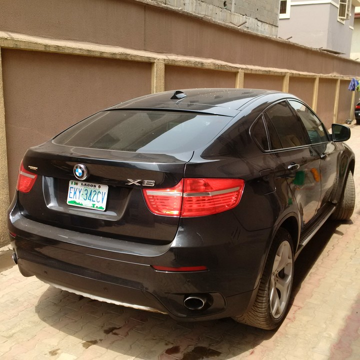 Bmw X6 Used: 2011 BMW X6,as Clean As Brand New,4 Cameras,thumbstart