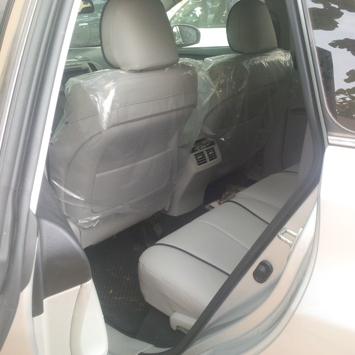 2014 Toyota Venza Transmission: Super Clean Accident Free Tokunbo 2012 Toyota Venza @ 5.2m
