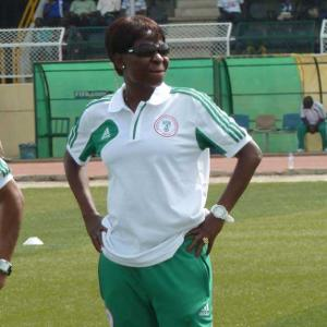 NFF Appoints Florence Omagbemi As Super Falcons Caretaker Coach